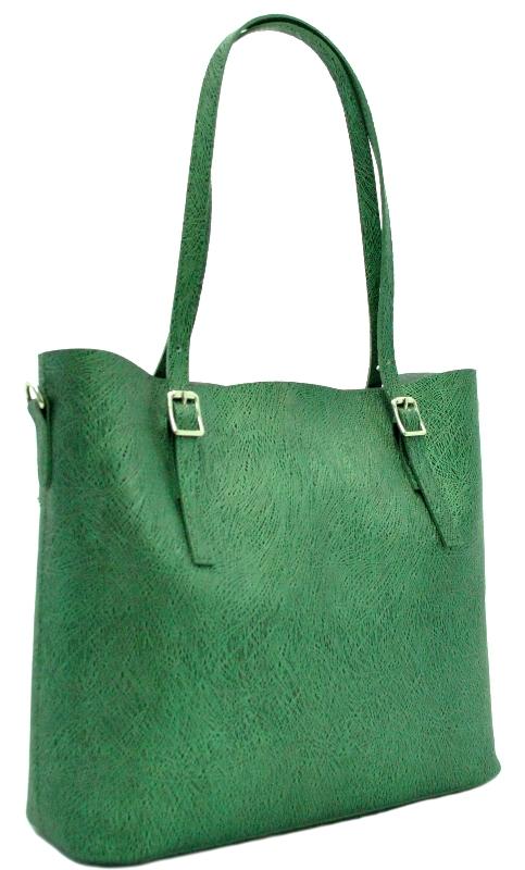 Женская сумка 2503 зеленая