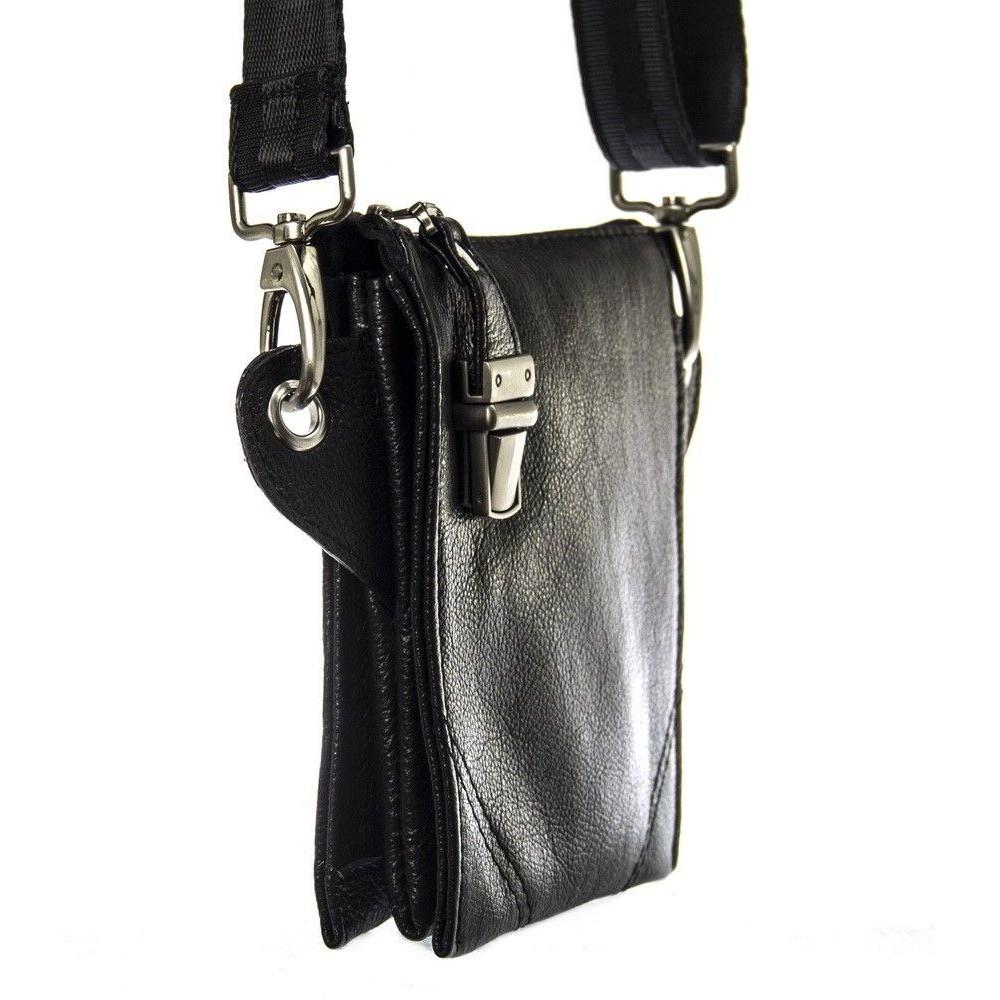 Мужская сумка 4108 черная