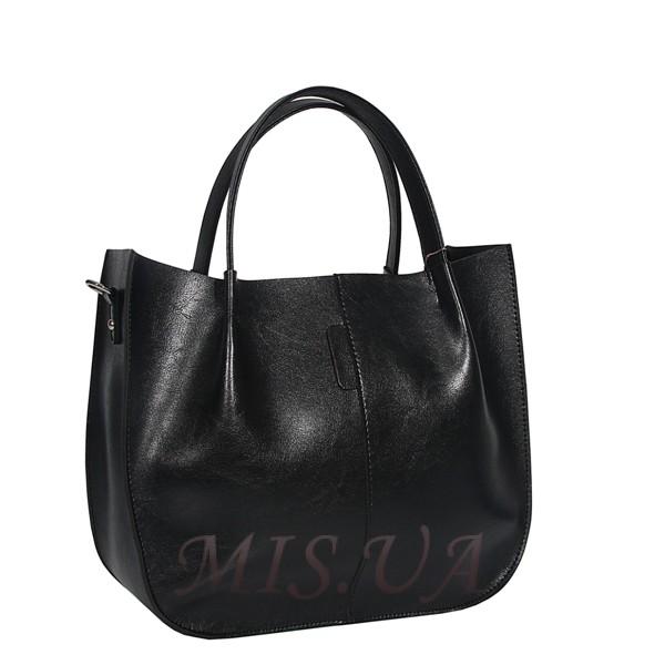 Женская сумка МІС 35862 черная