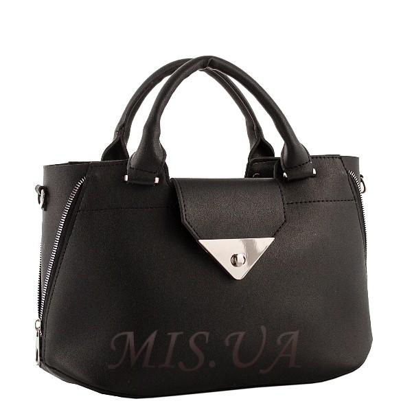 Женская сумка 35666 черная