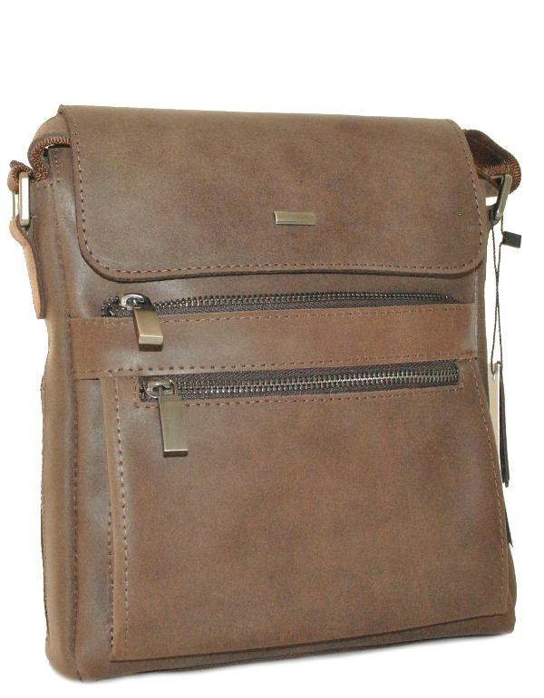 Мужская сумка 4343 коричневая