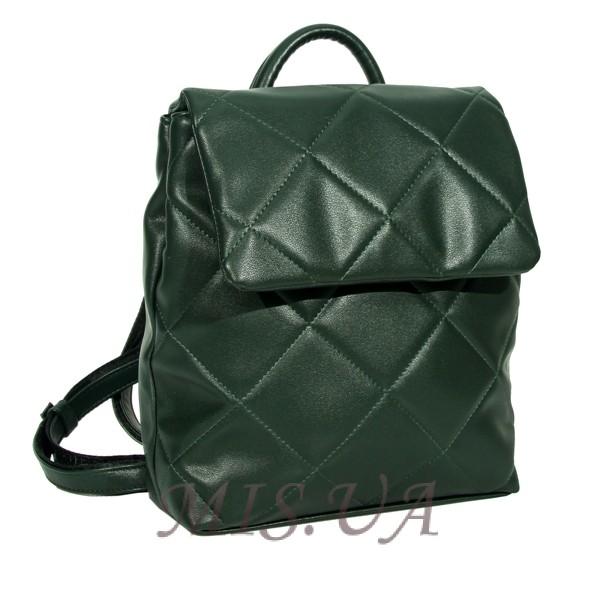 Городской рюкзак МIС 35920 зеленый