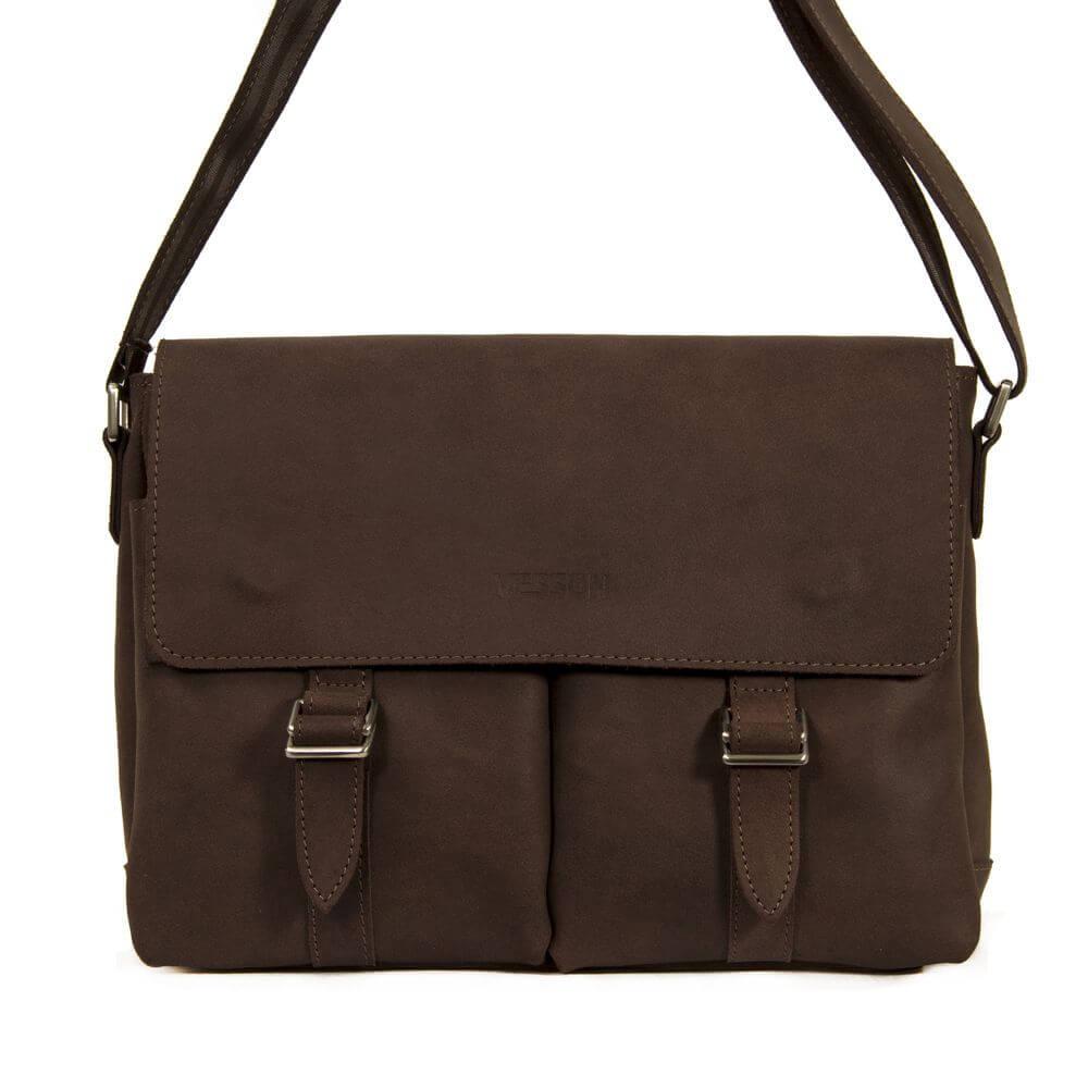 Мужской портфель 4226 коричневый