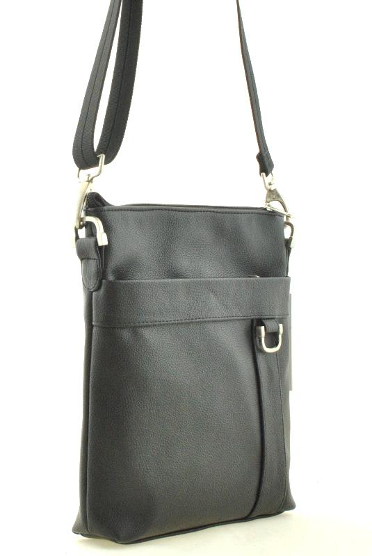 Мужская сумка 34223 черная