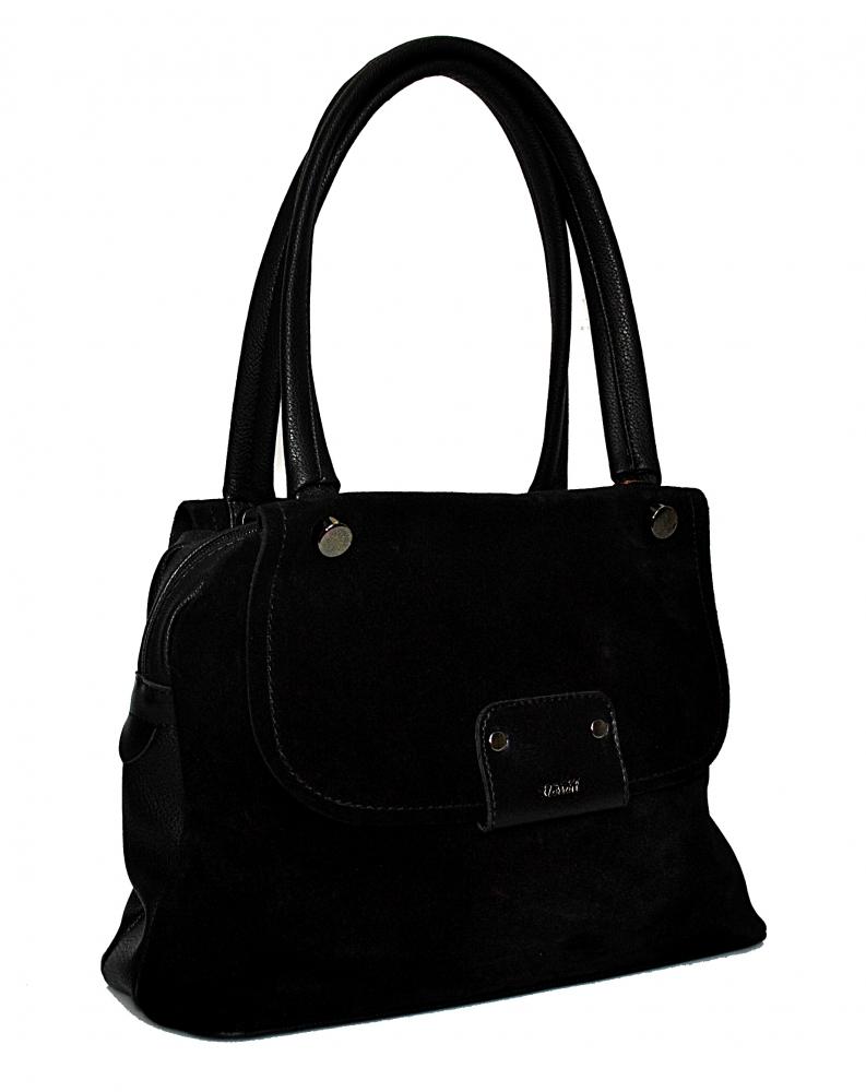 8dd652cd78cb Купить чорную женскую сумку 35270 c доставкой по Украине - Интернет ...