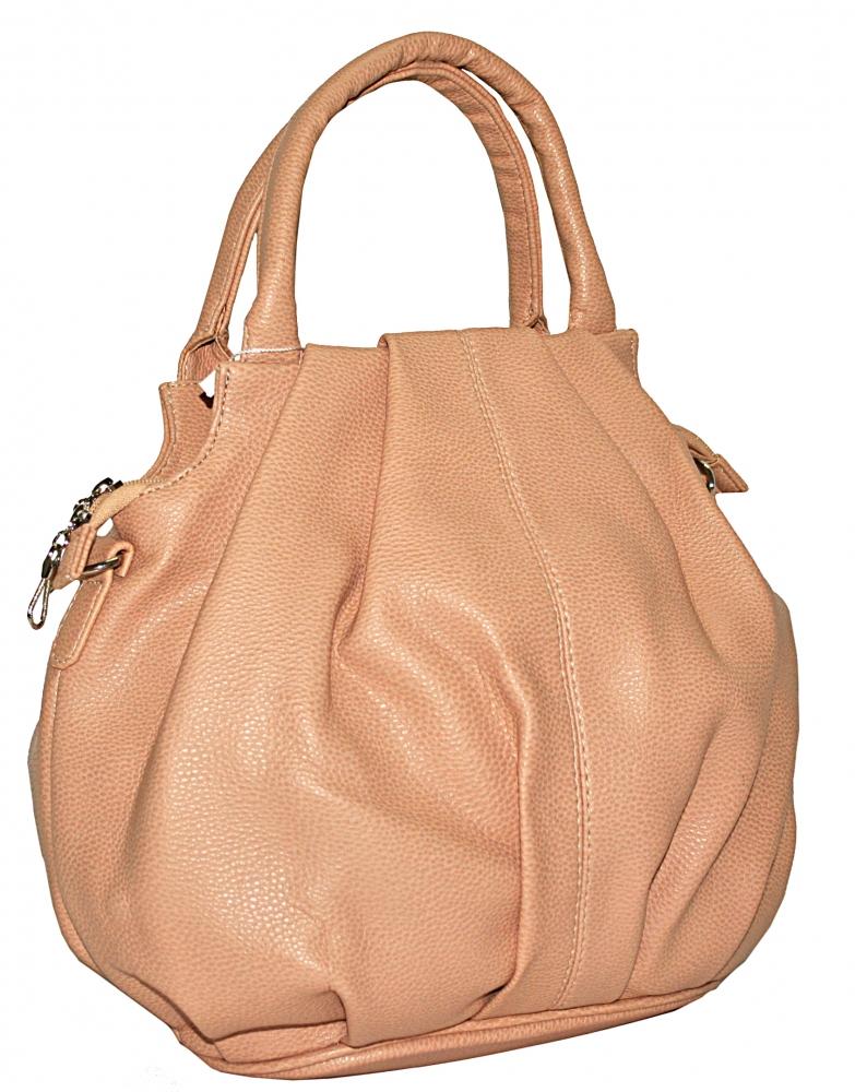 Жіноча сумка 35440 пудра