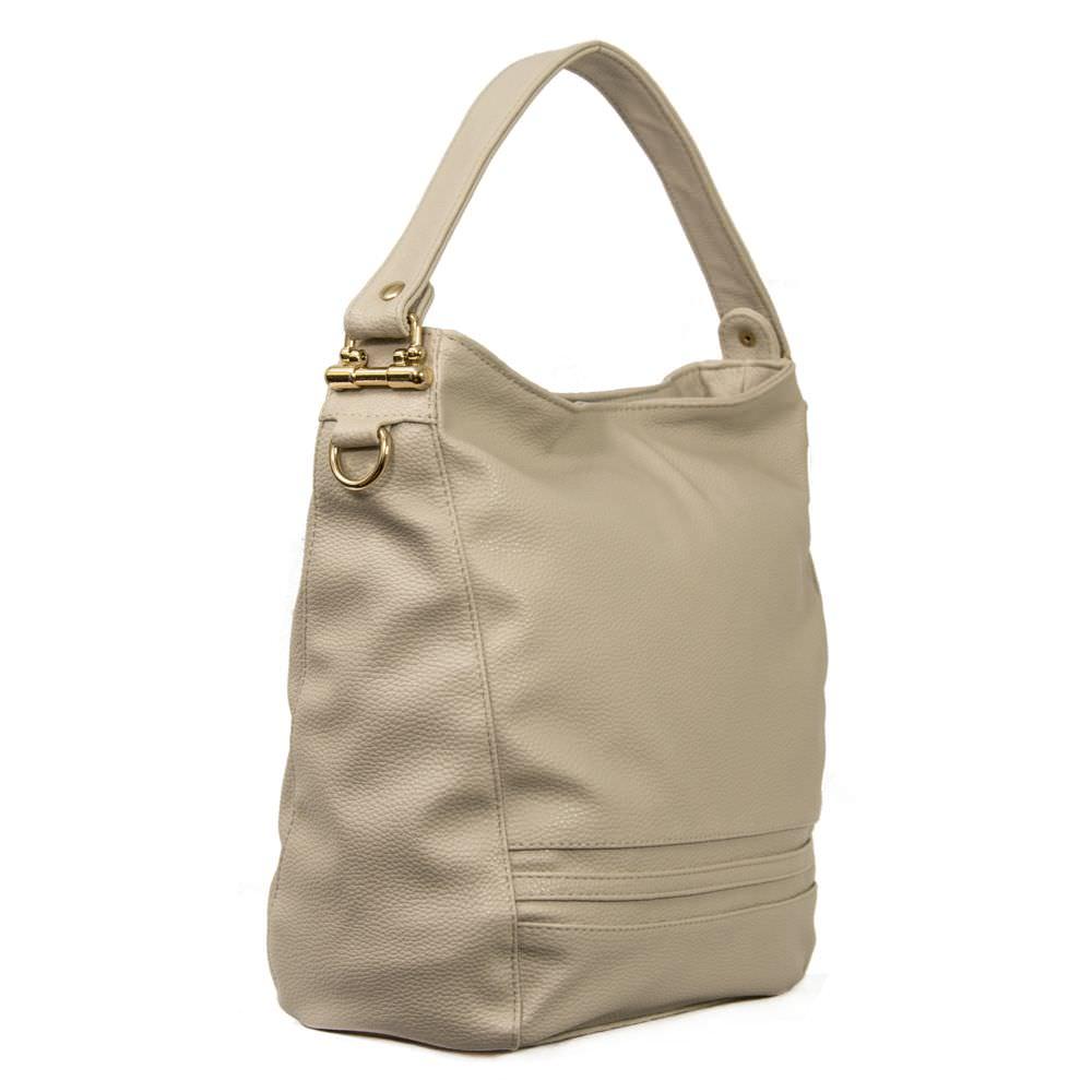 Женская сумка 35268 бежевая