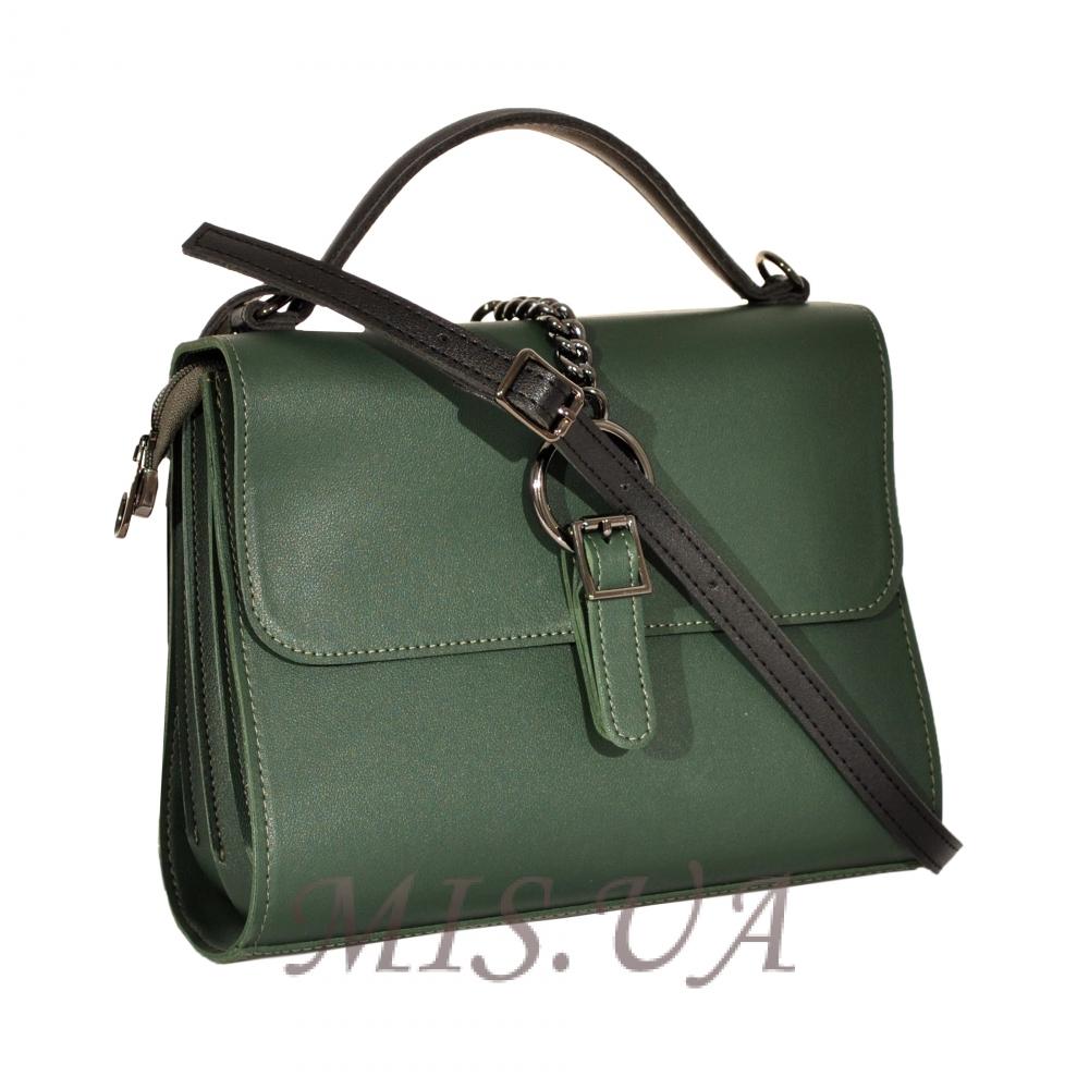 448f9457035e Купить женскую сумку 35642 зеленую c доставкой по Украине - Интернет ...