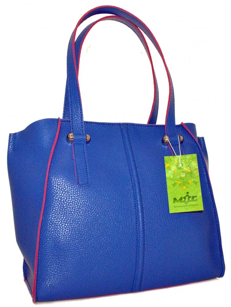 Женская сумка 35460 синяя