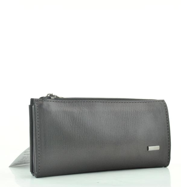 Men's leather bag 4316 black