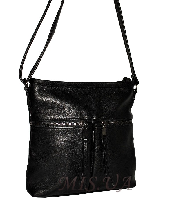 Женская сумка 35609 черная