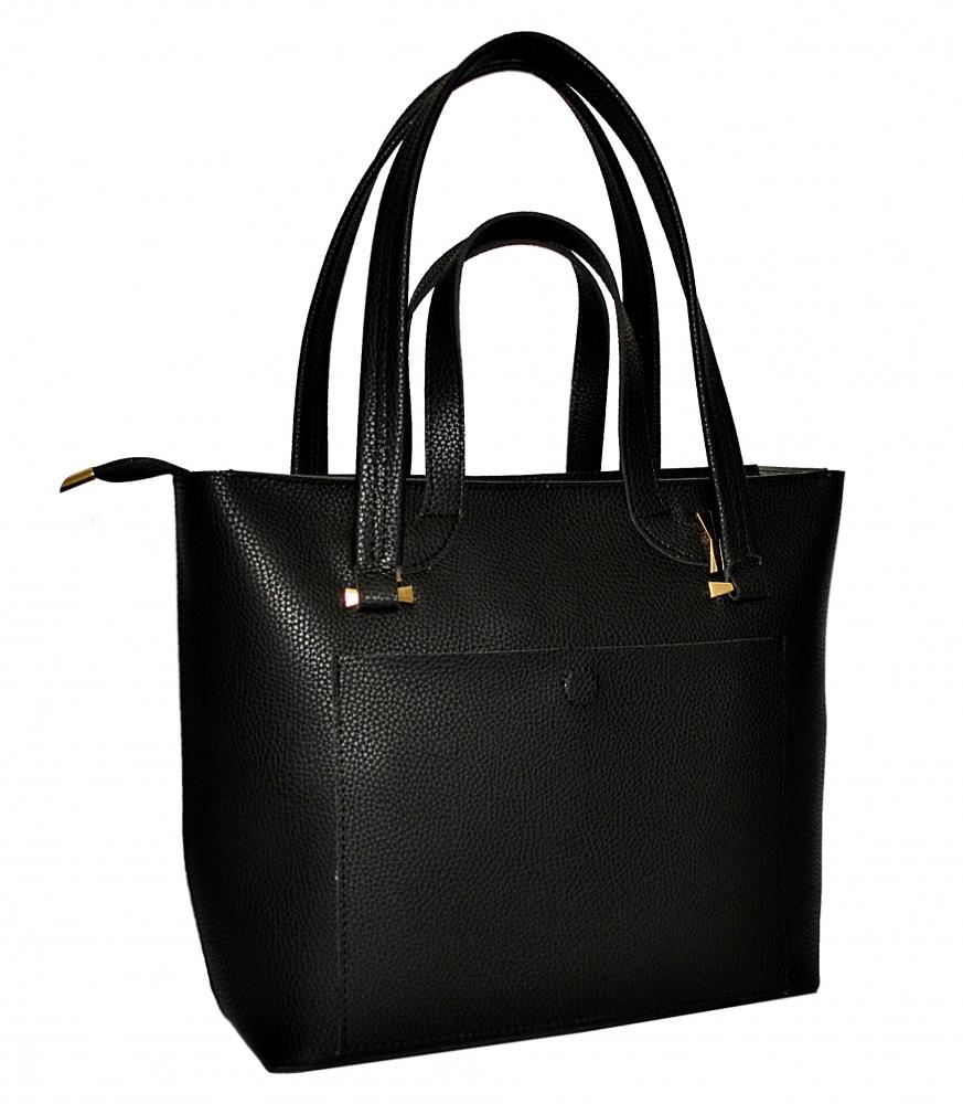 Women's bag 35450 black