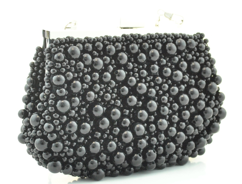 Вечерняя сумка 382122 черная