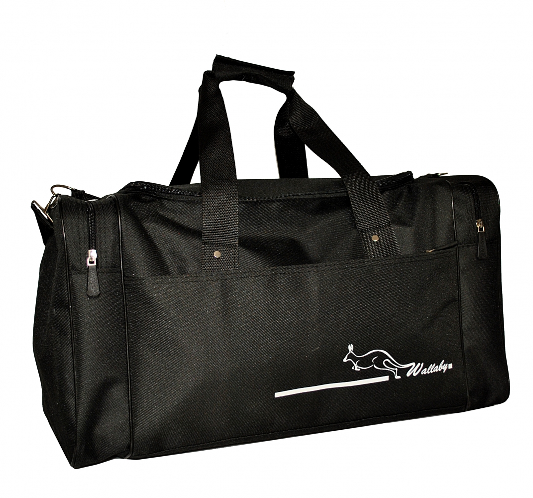 Дорожня сумка 381451 чорна