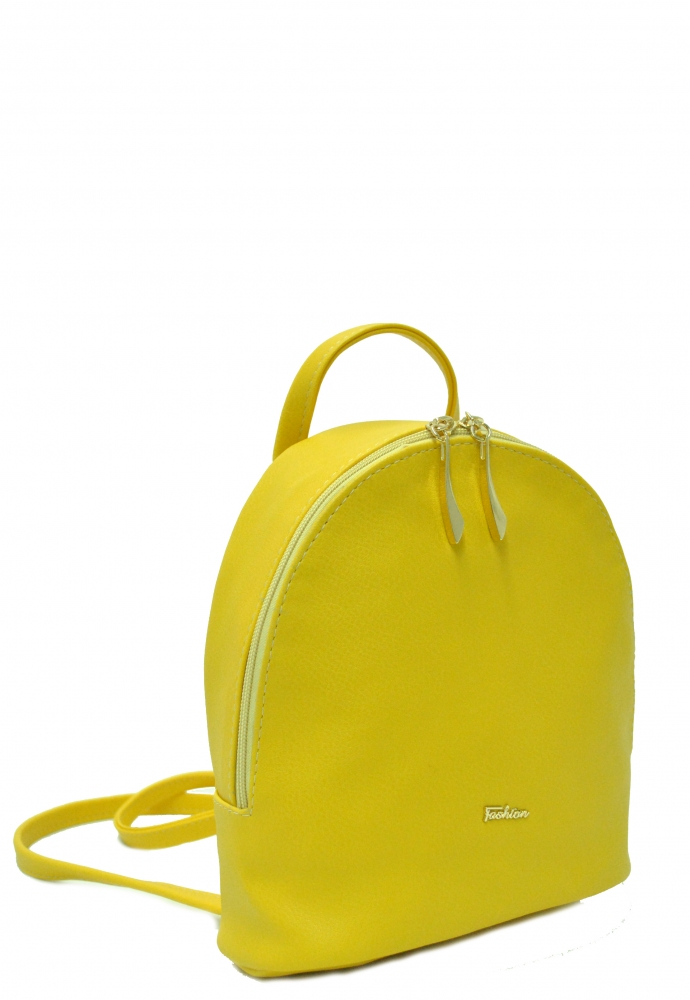 Женский рюкзак 35411 желтый