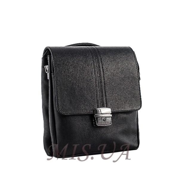 Мужская сумка-барсетка Vesson 4547 черная