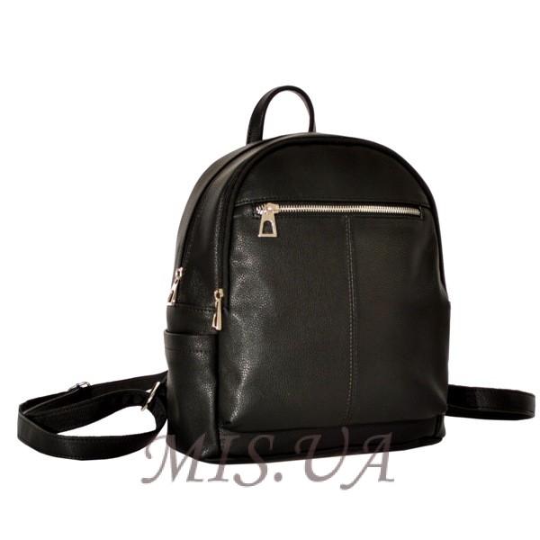 Женский рюкзак 35630 - 1 черный