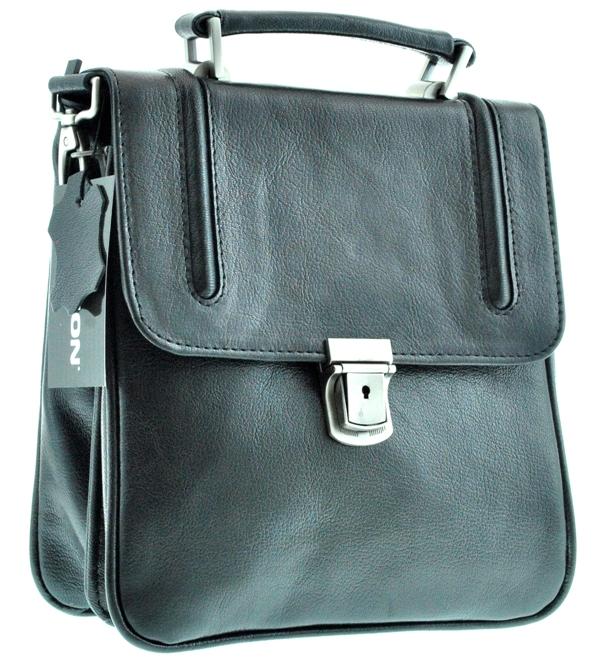 Мужская сумка 4452 черная