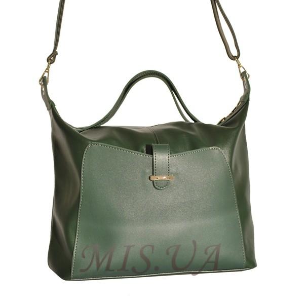 e4c725740afd Купить зеленую женскую сумку 35638 c доставкой по Украине - Интернет ...