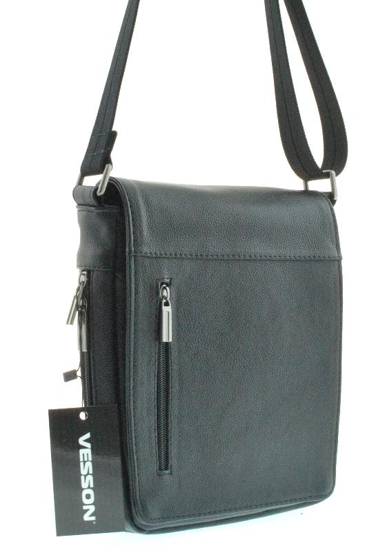 Мужская сумка 34187 черная