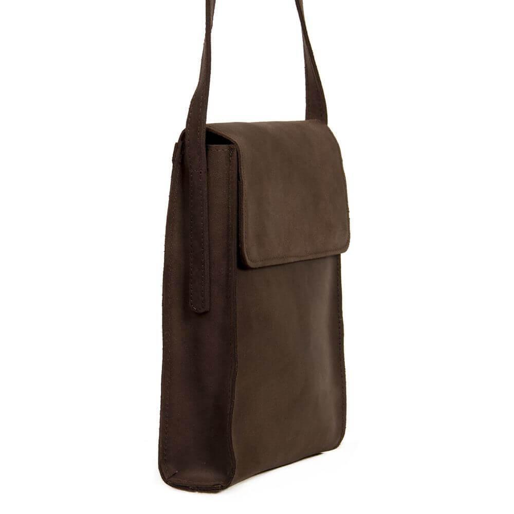 Чоловіча шкіряна сумка 4248 коричнева - Чоловічі сумки - Інтернет ... 59affa1c31960