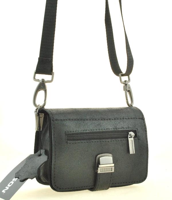 Мужская сумка 4233 черная