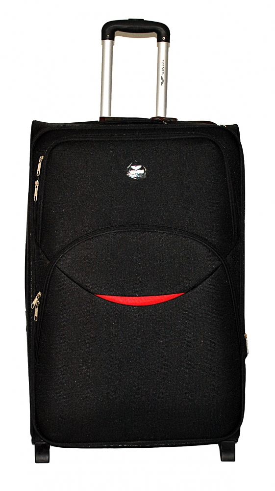 suitcase 389558 is black