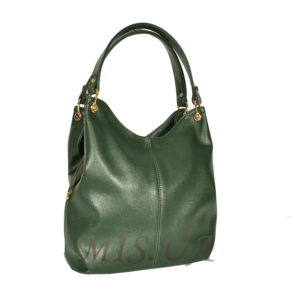 1b1baaa6b871 Купить женскую сумку зеленым цветом 35545 c доставкой по Украине ...