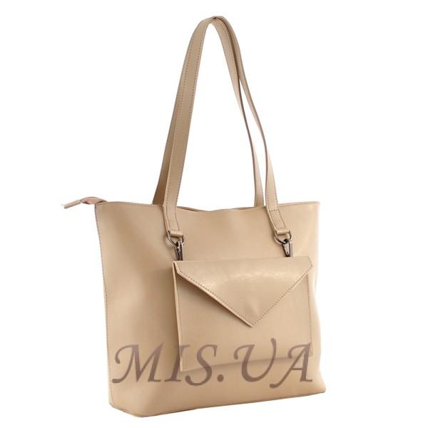 Women Bag MIS 35704 beige