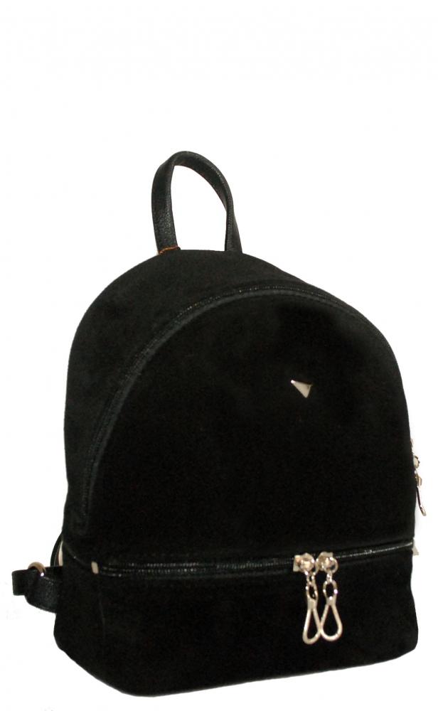 14046bdd5444 Жіночий рюкзак 0633 чорний - Жіночі рюкзаки - Інтернет-магазин сумок ...