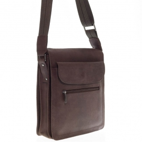 Мужская сумка 4330 коричневая