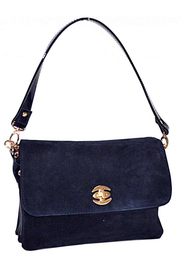 Жіноча сумка 0288 синя