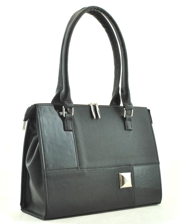 Женская сумка 35357 черная