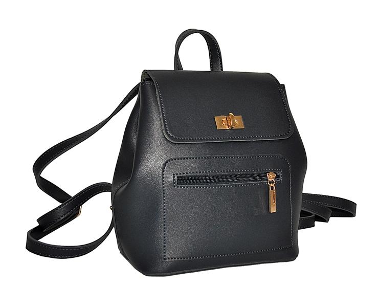 Женский рюкзак 35431 -темно синий