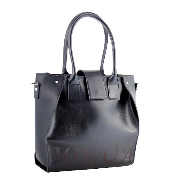 Жіноча сумка MIC 35806 чорна