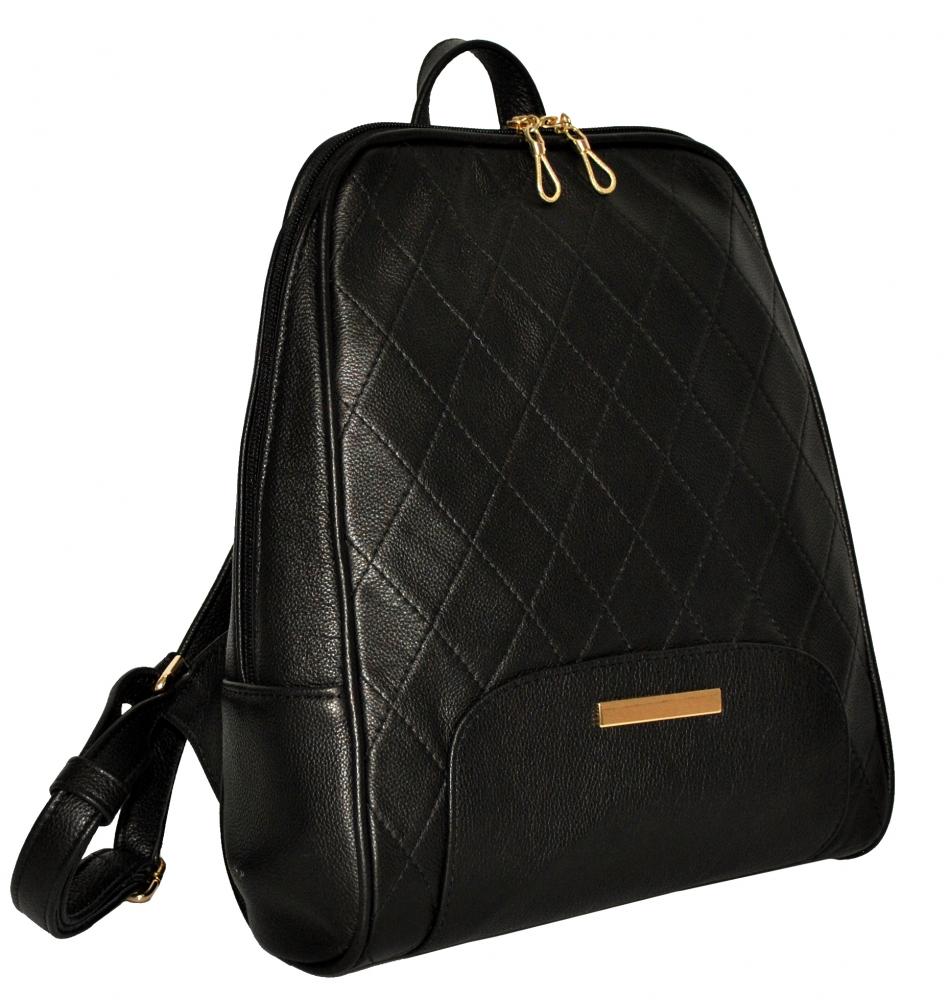 Купить черный женский рюкзак 2518 c доставкой по Украине - Интернет ... 267b987d092