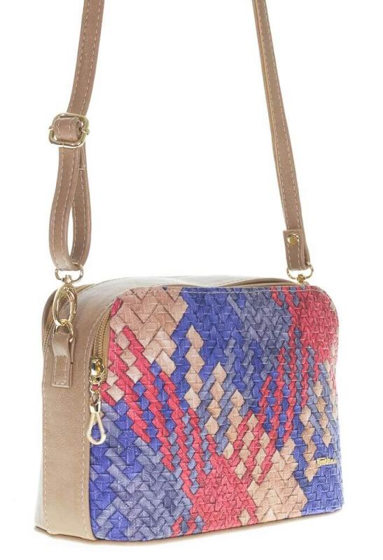 Women bag 35329 cappuccino