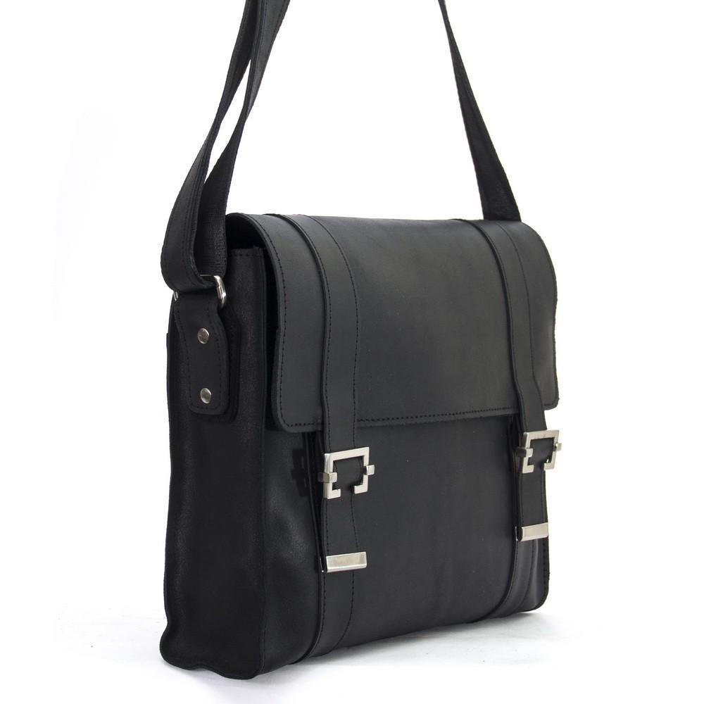 Мужской портфель 4250 черный