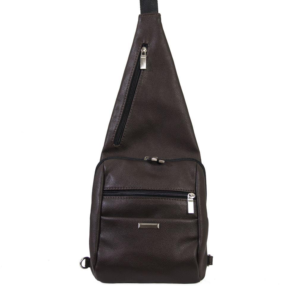 Мужская сумка 34206 коричневая
