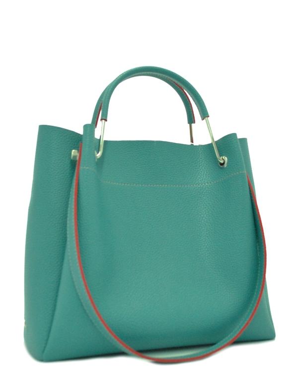 4e75eef368f0 Купить бирюзовую женскую сумку 35433 c доставкой по Украине ...