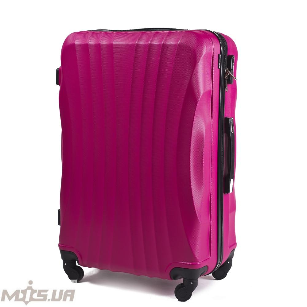 Валіза 389593 рожева