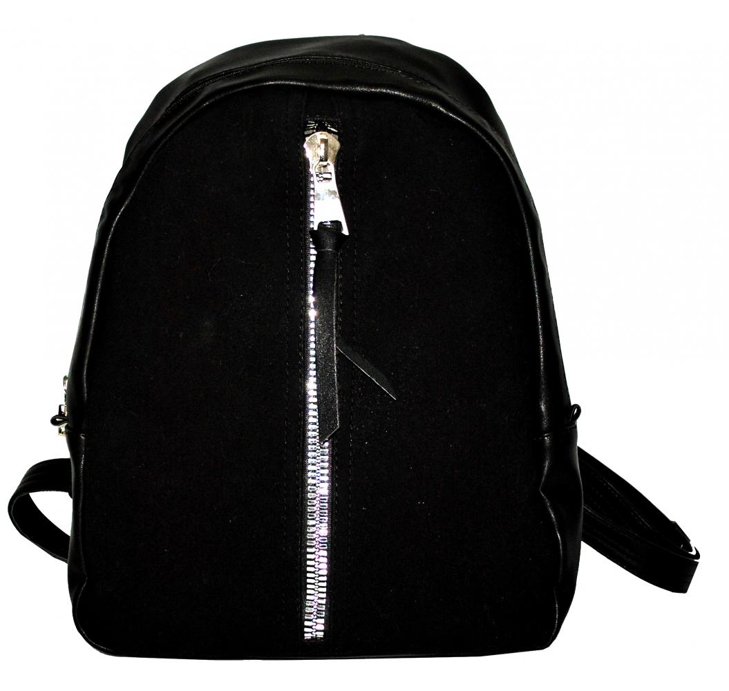 8cdec179b411 Купить черный женский рюкзак 35511 c доставкой по Украине - Интернет ...