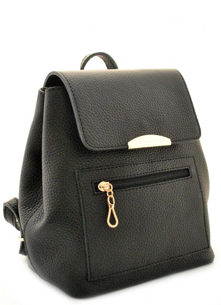 Жіночий рюкзак 2513 чорний