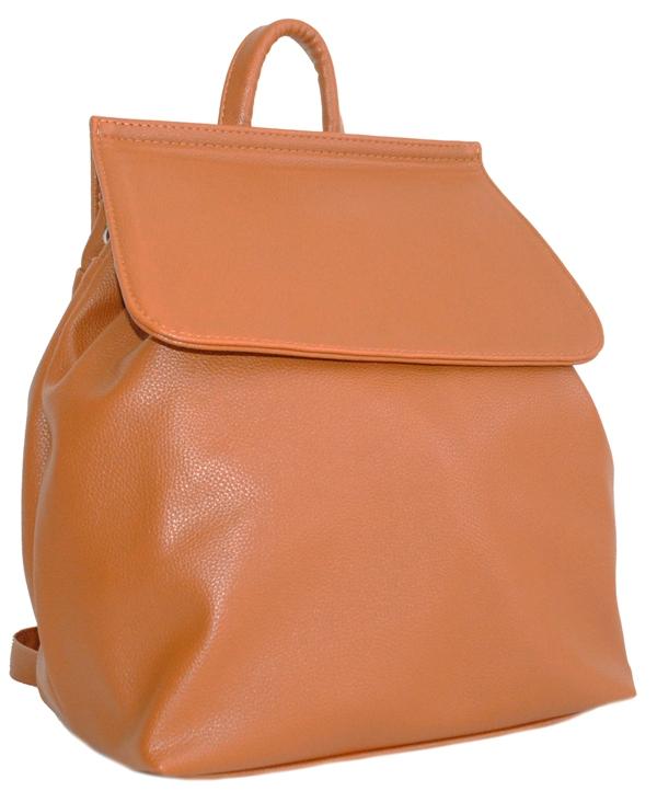 Женский рюкзак 35439 рыжий