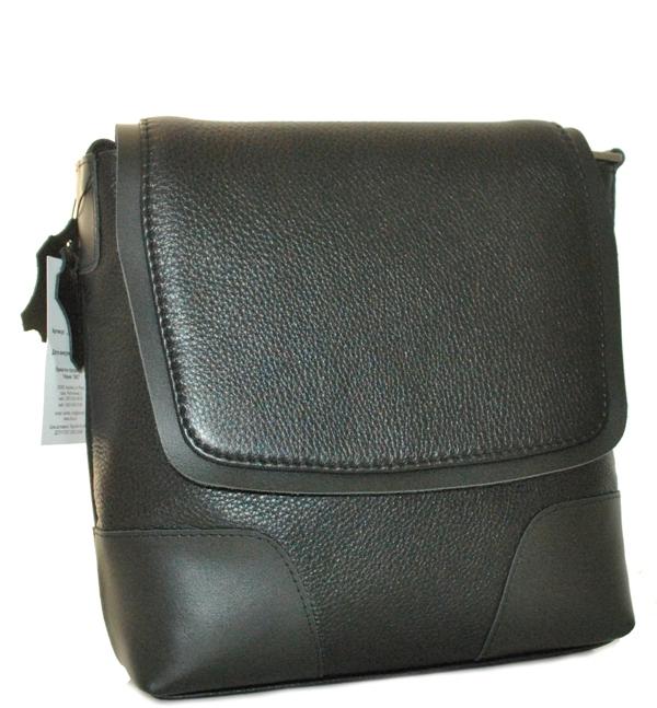 Мужская сумка 4345 черная
