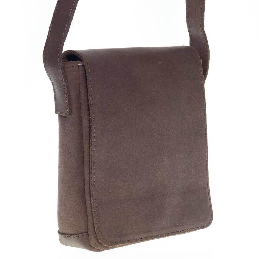 Мужская сумка 4334 коричневая