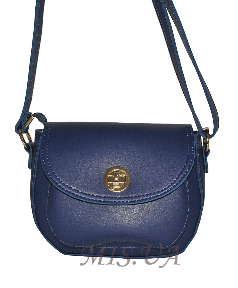 Женская сумка 35585  синяя
