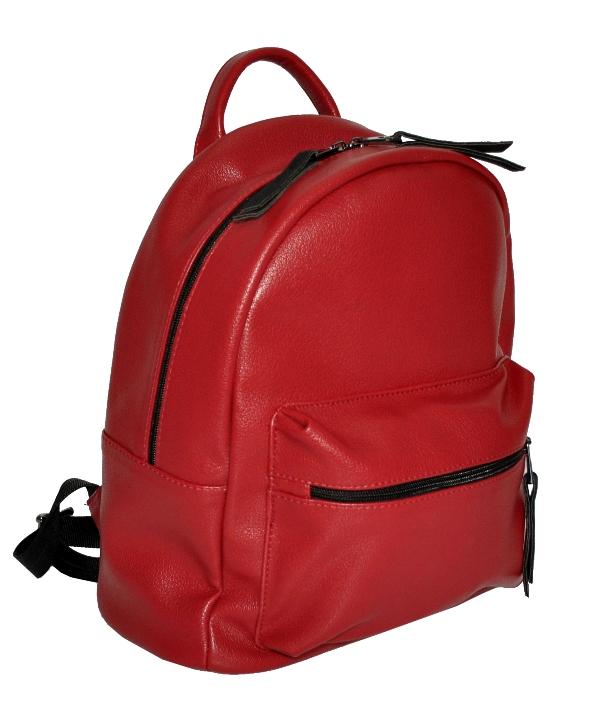 Городской рюкзак 35516 бордовый
