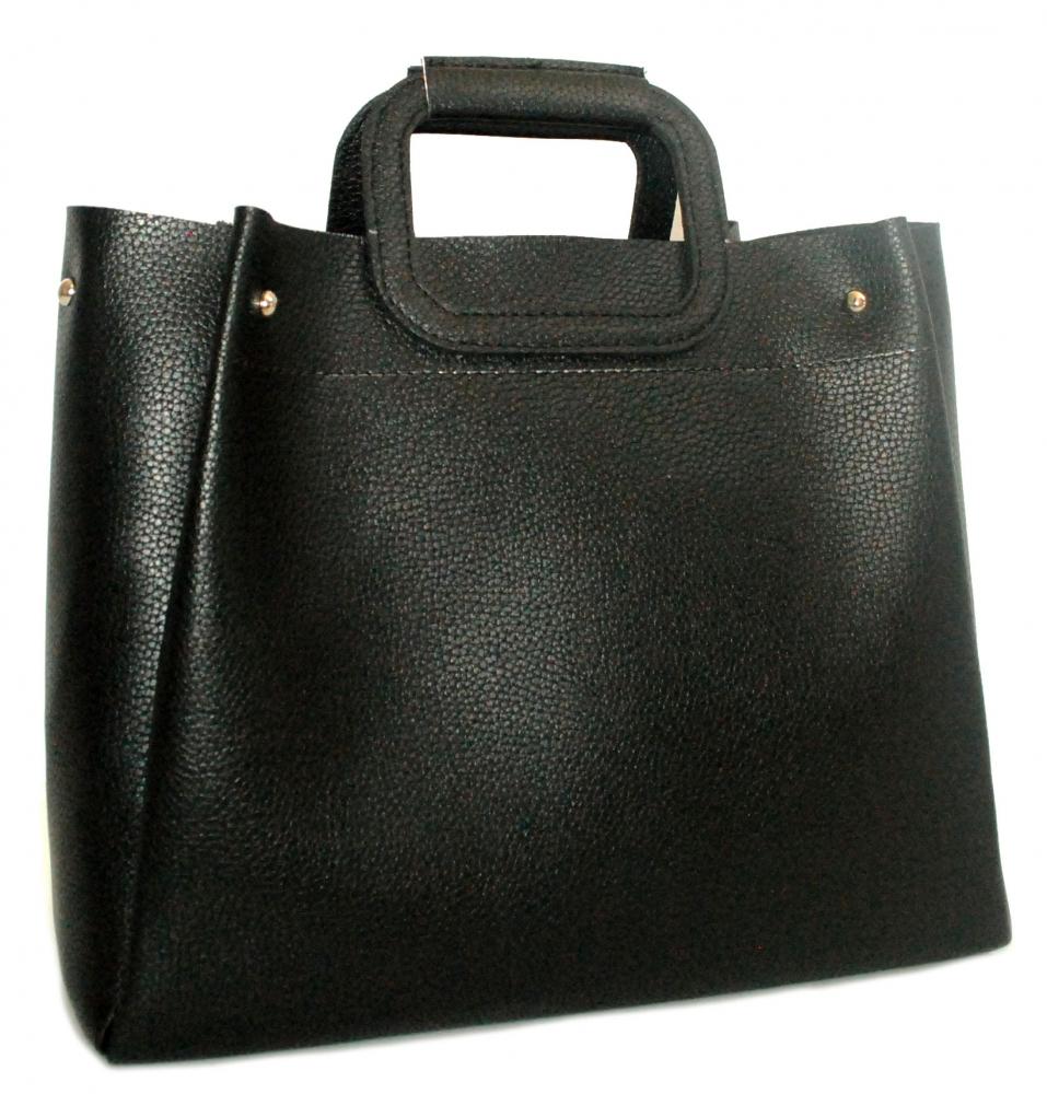 Женская сумка 35487 черная