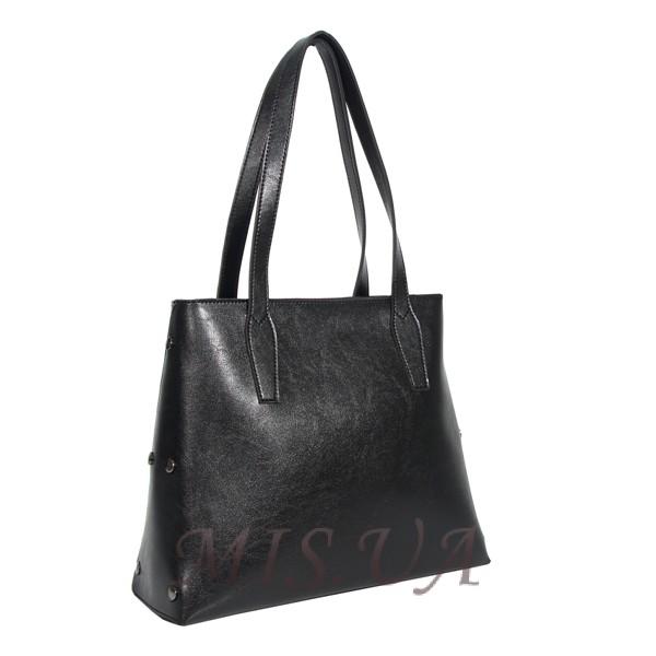 Женская сумка МІС 35913 черная